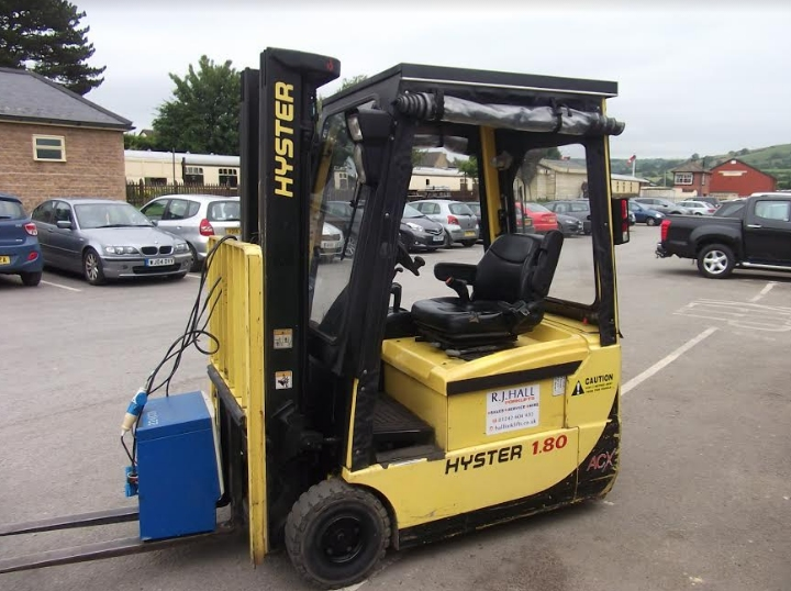 Used Electric Forklift Trucks